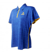 ADL 621 Ladies Polo Shirt Red/White