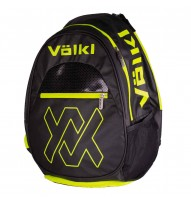 The TOUR Back Pack Black/Yellow