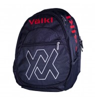 The TOUR Back Pack Blue/Lava