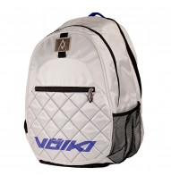 The TOUR Back Pack White/Blue