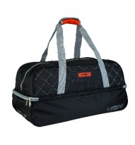 Tour Duffel Bag Black/Grey