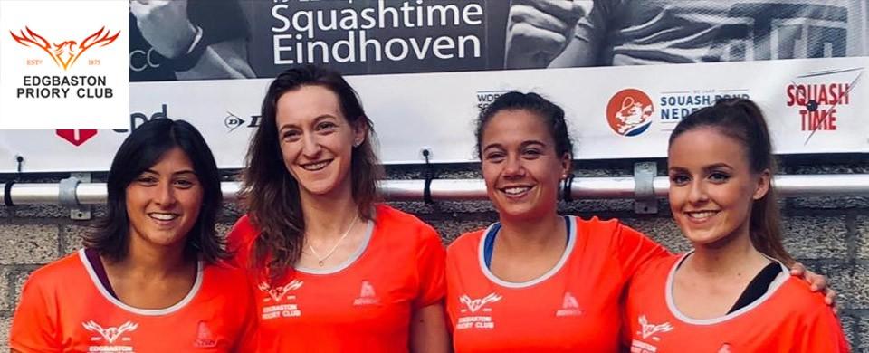 Edgbaston Ladies Take European Title   Goode Sport